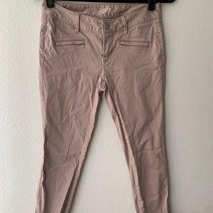 LOFT Jeans - Ann Taylor LOFT Modern Skinny Ankle